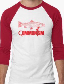 "Movie Clue ""Communism was just a red herring"" Men's Baseball ¾ T-Shirt"