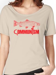 """Movie Clue """"Communism was just a red herring"""" Women's Relaxed Fit T-Shirt"""