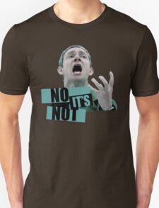 No it's NOT T-Shirt