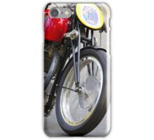 Classic motorcycle iPhone case iPhone Case/Skin