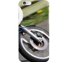Classic Honda racing motorcycle iPhone case iPhone Case/Skin