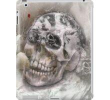 skull oldtimer iPad Case/Skin