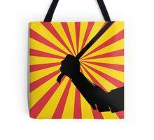 Free Man Tote Bag