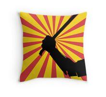Free Man Throw Pillow