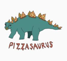 Pizzasaurus! One Piece - Long Sleeve