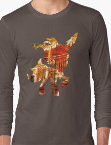 Keldeo used round Long Sleeve T-Shirt