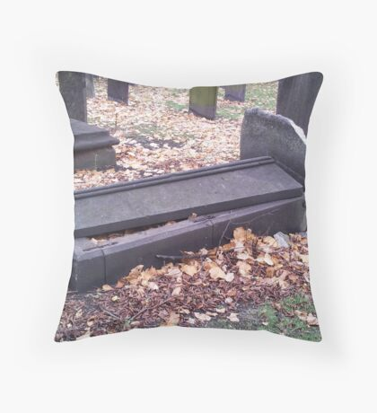 Waking The Dead Throw Pillow