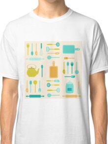 AFE Kitchen Utensils Classic T-Shirt