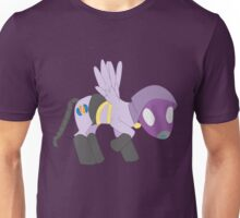 Tali'Zorah Vas Ponyville Unisex T-Shirt
