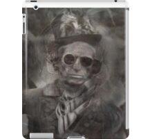 keith richards iPad Case/Skin