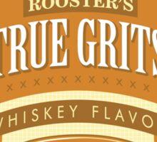 True Grits (Jeff Bridges) Sticker