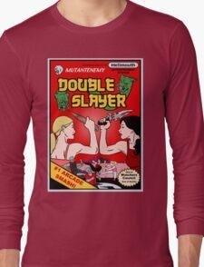Double Slayer Long Sleeve T-Shirt
