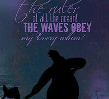 The Sea Witch by Konoko479