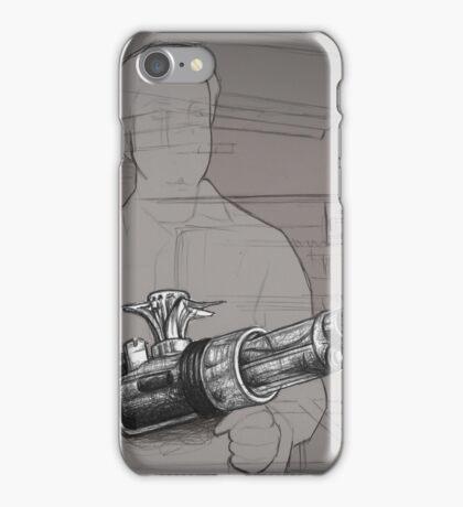 Gone - Warren - BtVS S6E11 iPhone Case/Skin
