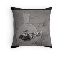 Gone - Warren - BtVS S6E11 Throw Pillow