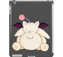 A Snoring Moogle iPad Case/Skin