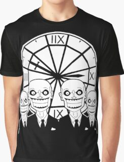 The Gentlemen Clocktower Graphic T-Shirt