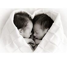 Love You Bro Photographic Print