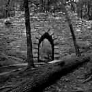 Old Stone Gothic Bridge by DHParsons