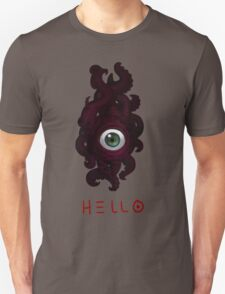 The Void Says Hello T-Shirt