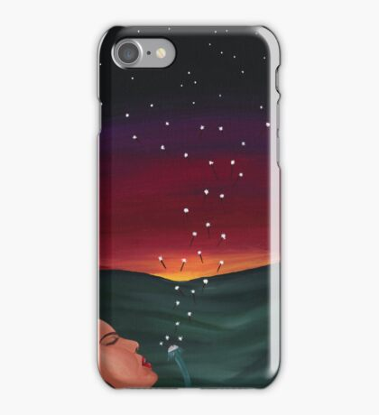 Seeding the Universe  iPhone Case/Skin