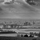 Warwickshire fields by adrianpym