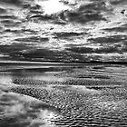 Beach storm by adrianpym