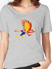 Falcon Punch  Women's Relaxed Fit T-Shirt