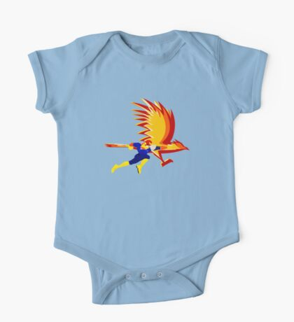 Falcon Punch  One Piece - Short Sleeve