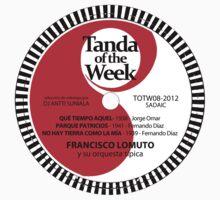 TOTW08/2012 - Lomuto - milongas - TK Red One Piece - Short Sleeve