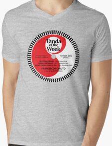 TOTW08/2012 - Lomuto - milongas - TK Red Mens V-Neck T-Shirt