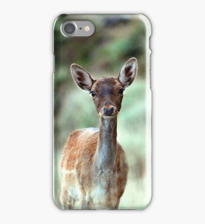 Fallow Deer dama dama case (H) iPhone Case/Skin
