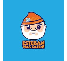 Esteban Was Eaten Photographic Print