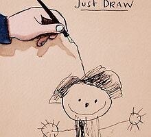 just draw by Loui  Jover