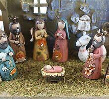 Christmas nativity scene  by VikaL