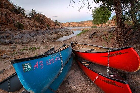 Very Dry Dock by Bob Larson