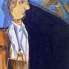 Visions Bleus by Adam Bogusz