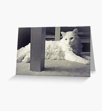 Delain Portrait Greeting Card