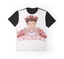 Phil Trash #1 Graphic T-Shirt