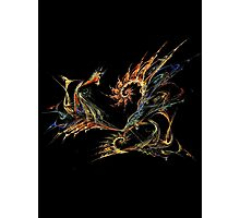 Dragon power Photographic Print