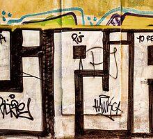 Graffiti - Italian Style by GeorgeBuxbaum