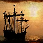 1490 SPANISH CARAVEL by Kevin McLeod