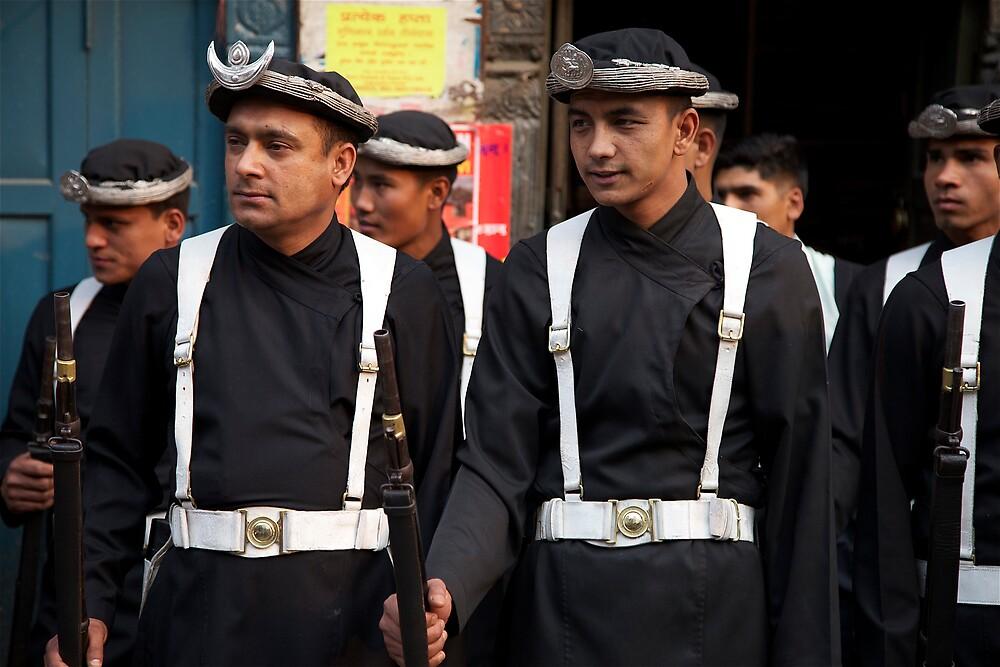 Pride, Kathmandu by John Spies