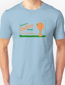 Gaffney Georgia Postcard President Underwood T-Shirt