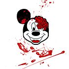 Mickey Mouse Kinda Dead by Mhaddie