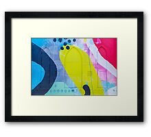 Animated Architecture Framed Print