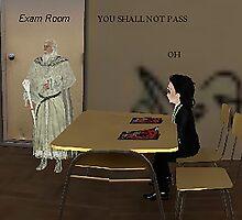 Loki Fails School Exam by YodaWars