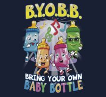Bring Your Own Baby Bottle Kids Tee