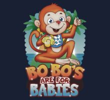 Bobo's Are For Babies One Piece - Long Sleeve