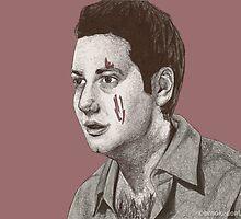 Dead Things - Warren Mears - BtVS S6E13 by Brooke Donlan